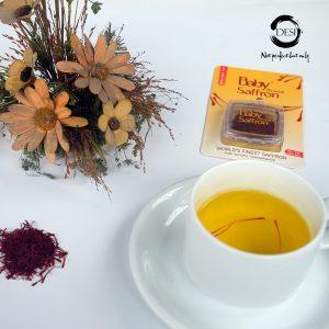 Saffron Kashmir - Nhụy nghệ tây Ấn Độ