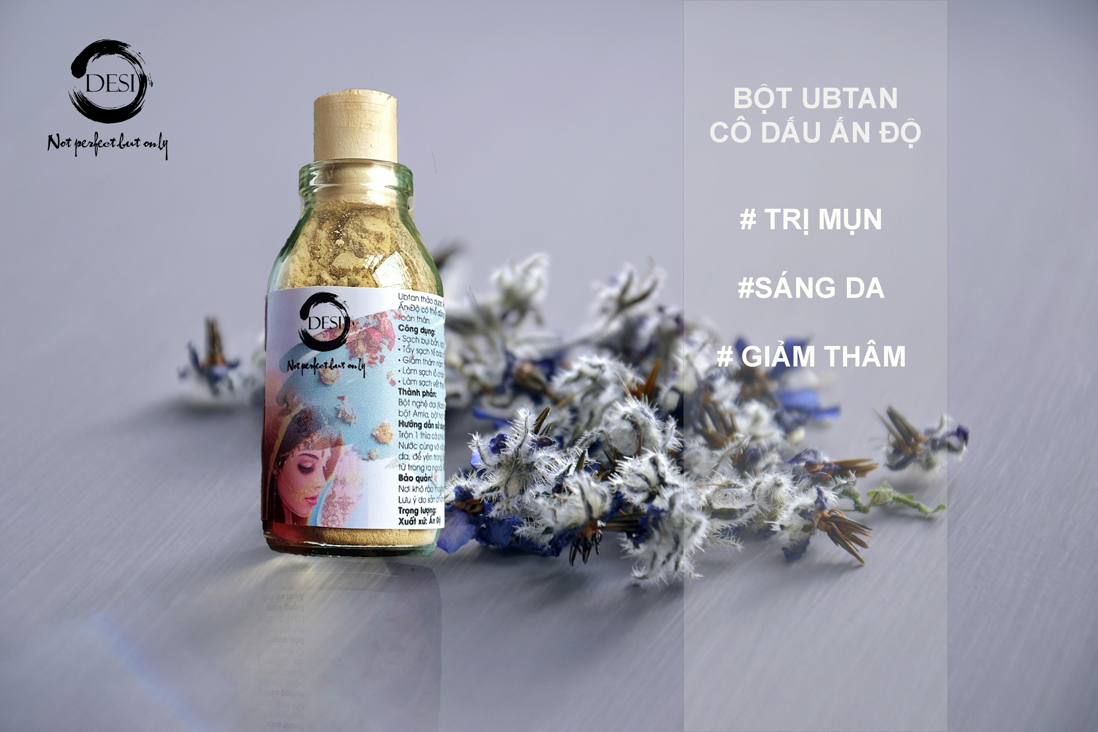 Công thức bí mật của bột Ubtan Ấn Độ