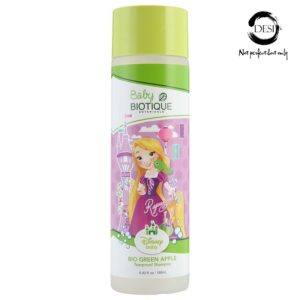 Dầu gội em bé gái Organic - Bio Green Apple Disney Princess