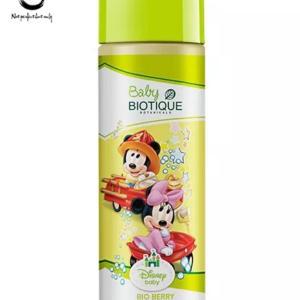 Sữa tắm bé trai - Bio Berry Disney Mickey