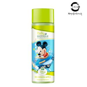 Dầu gội em bé trai Organic - Bio Green Apple Disney Mickey