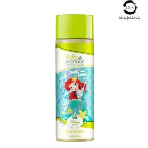 Sữa tắm em bé gái Organic - Bio Berry Disney Princess
